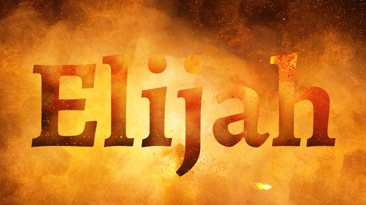 Who Was Elijah? – David Jeremiah Blog